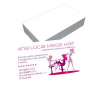 depoimento positivo de Ana sobre cartão de visita online