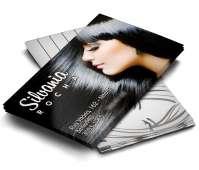 depoimento positivo de SILVANIA sobre cartão de visita online